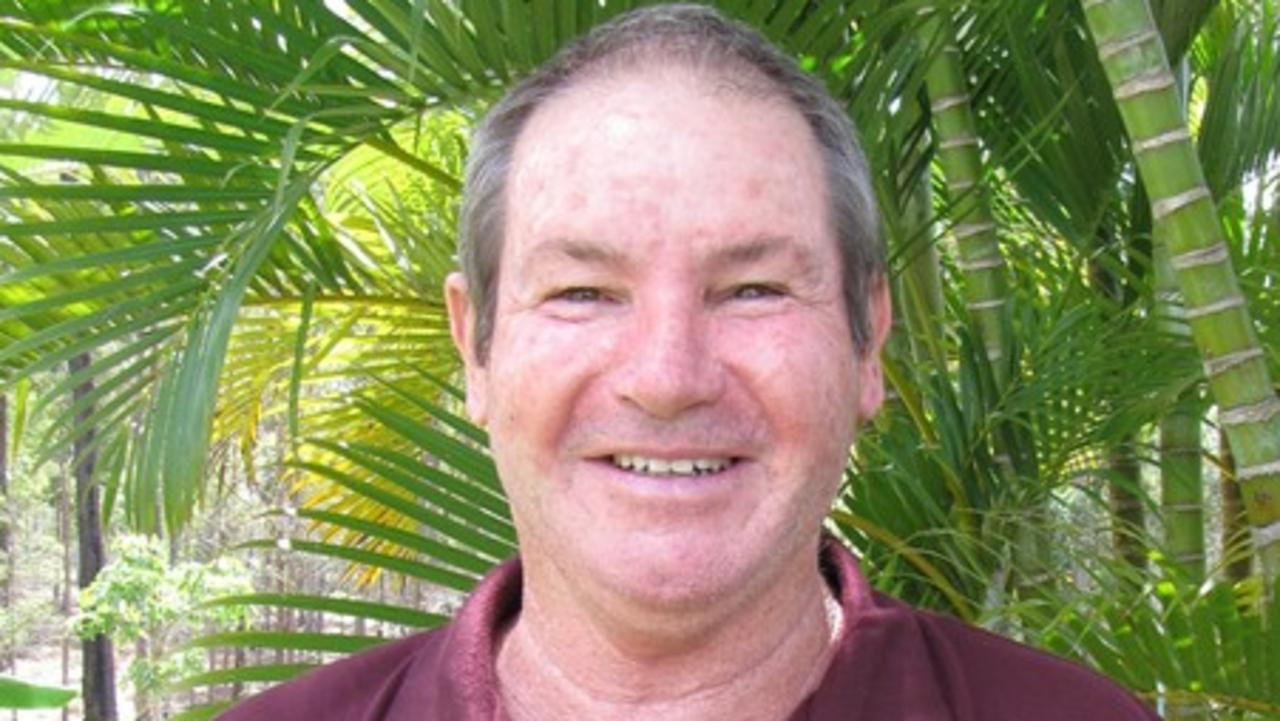 Gympie ALP candidate Geoff Williams
