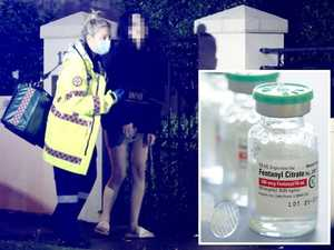 Drugs laced with Chinese fentanyl linked to overdoses