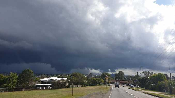 Gympie's drought-hit farmers rejoice as rain comes down