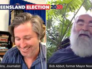 BOB'S EYE VIEW: Former mayor gives his take on campaign