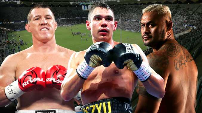 Revealed: Blockbuster fight night locked in