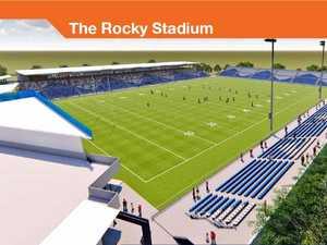 Rocky Stadium project pushes forward despite Labor criticism