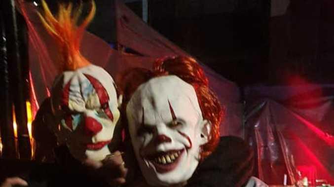 'Whole neighbourhood screaming': Halloween fun in Ipswich