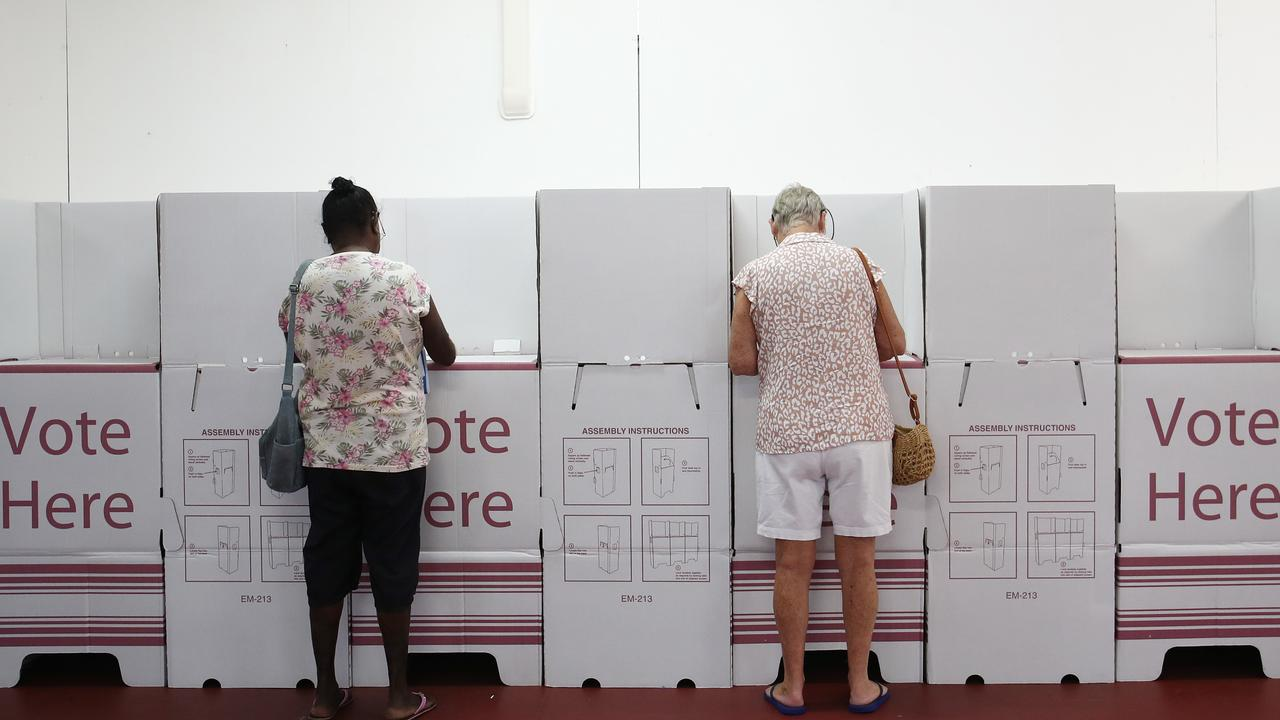 VOTE: Here are all the locations where you can cast your vote in Callide this election day. Pic: Brendan Radke