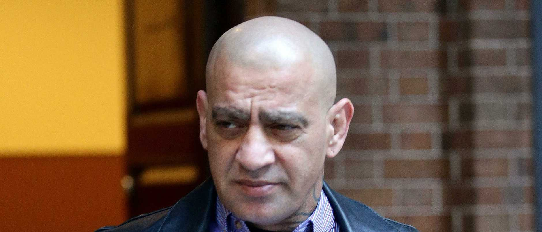 Sydney crime figure Sam Ibrahim has been deported to Perth in a dawn operation.