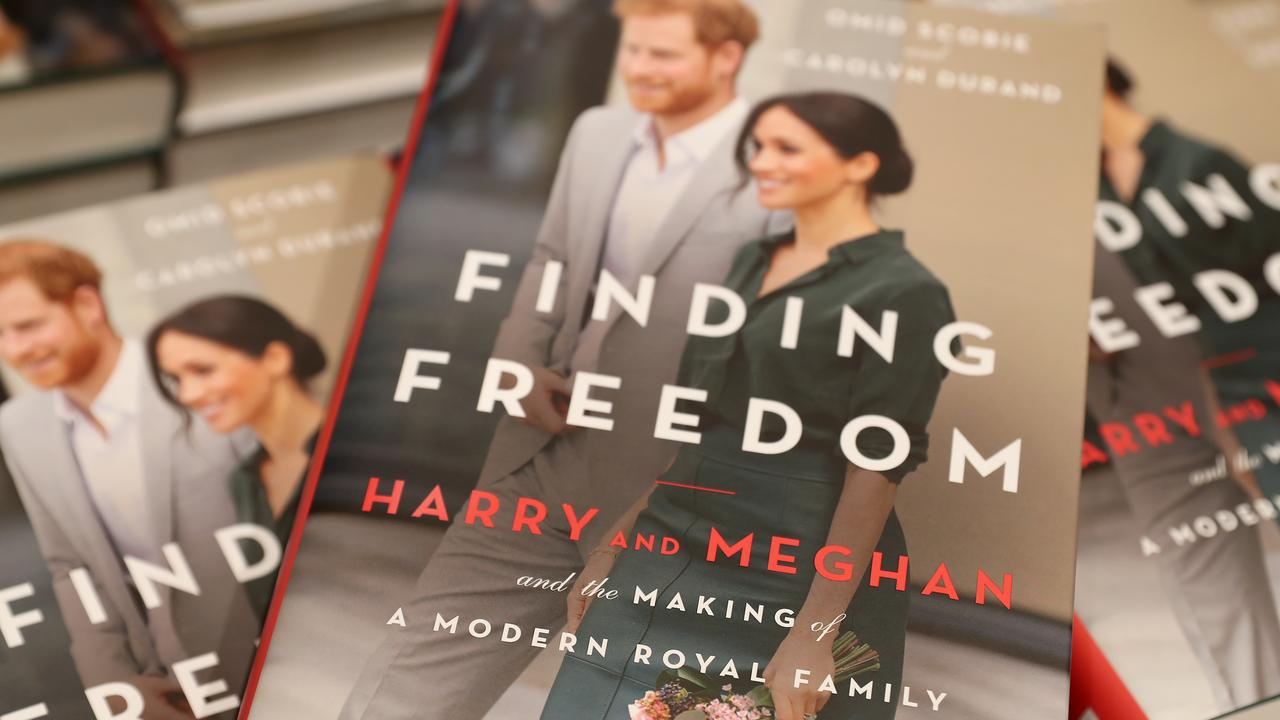 Meghan has been accused of leaking personal information to the authors of Finding Freedom – which the Mail plans to use as part of its defence. Picture: Chris Jackson/Getty Images