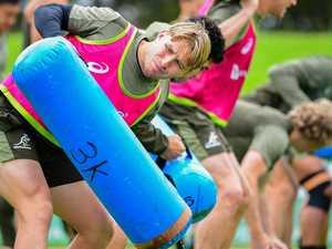 Coast star McDermott set to make Wallabies debut