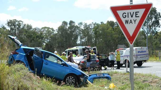 SAFETY PLEDGE: $16m plan to overhaul deadly CQ roads