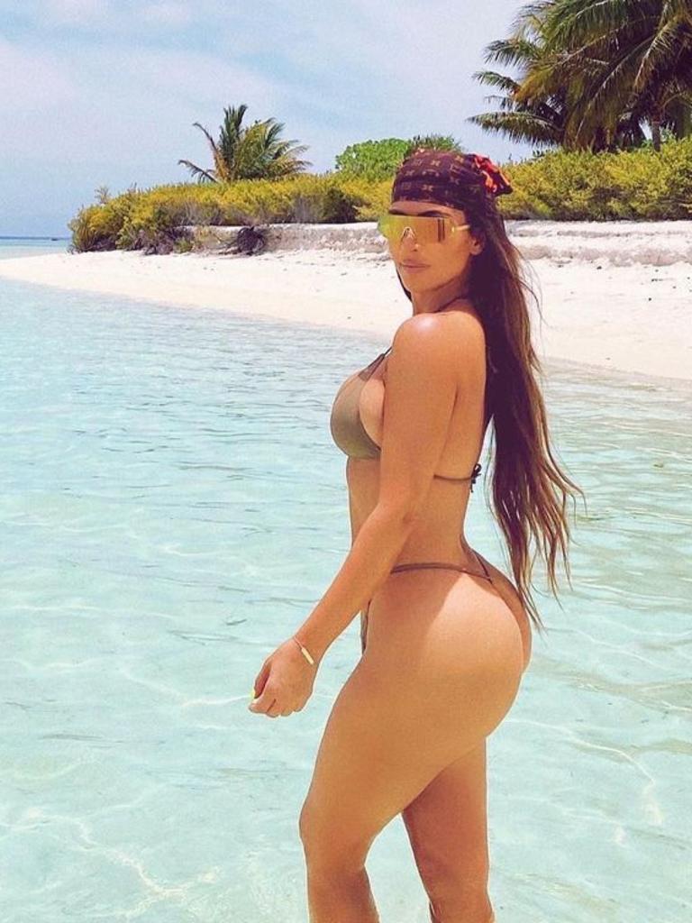 Kim Kardashian is a fan of the keto diet.