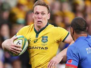 Shock Bledisloe Cup return for unwanted Wallaby