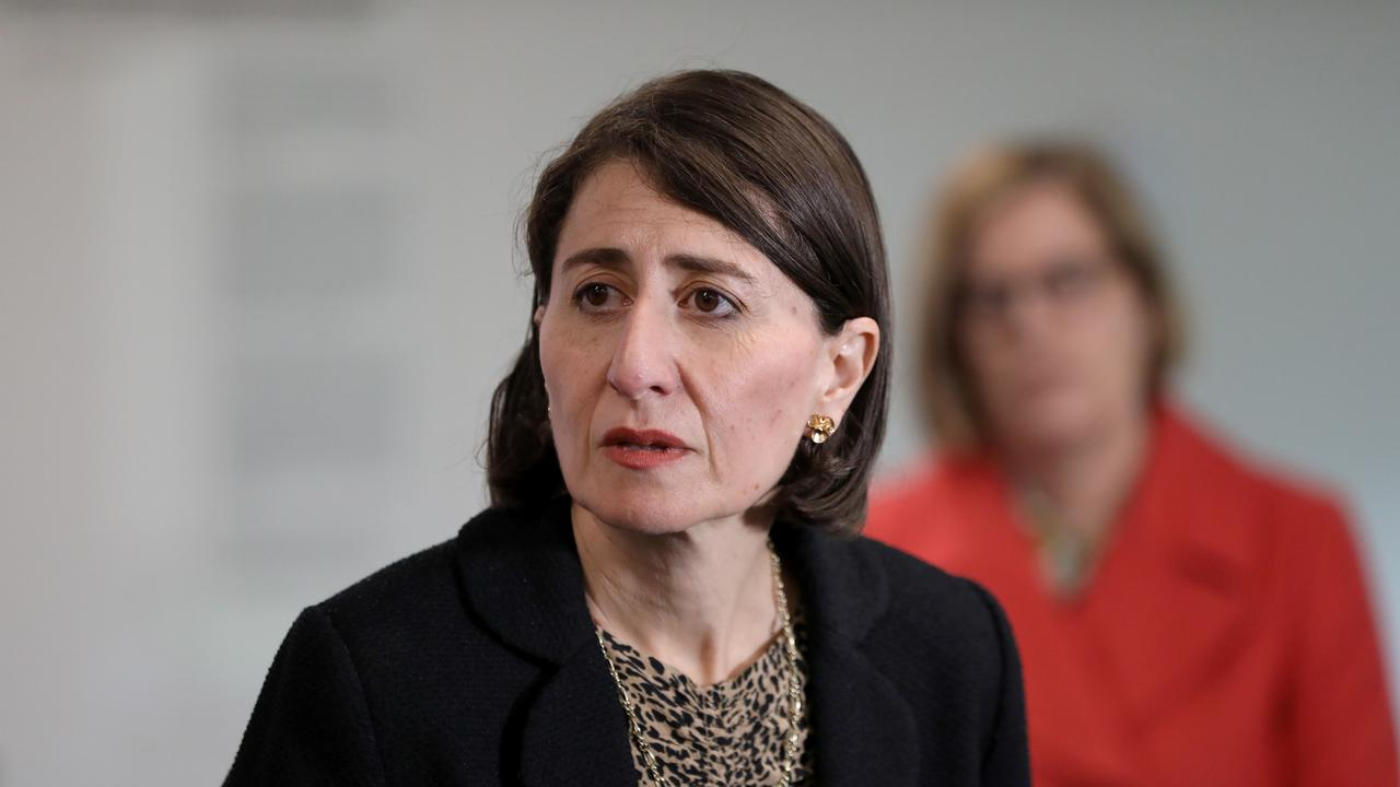 Premier Gladys Berejiklian is frustrated with the lack of communication from the Queensland government.