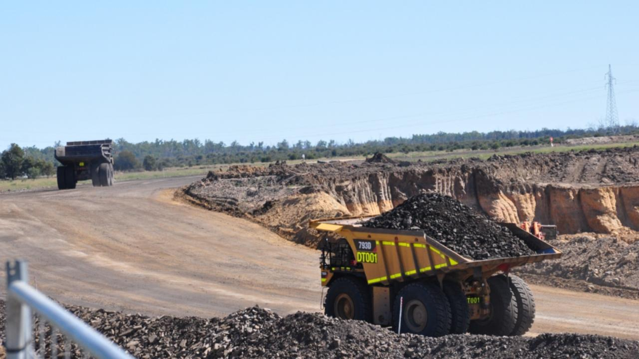 A comprehensive survey carried out in Baralaba by Save the Dawson community group, revealed more than 97 per cent of locals opposed the proposed Baralaba South coal mine. Picture of the Baralaba North Mine. Pictures: Cockatoo Mines