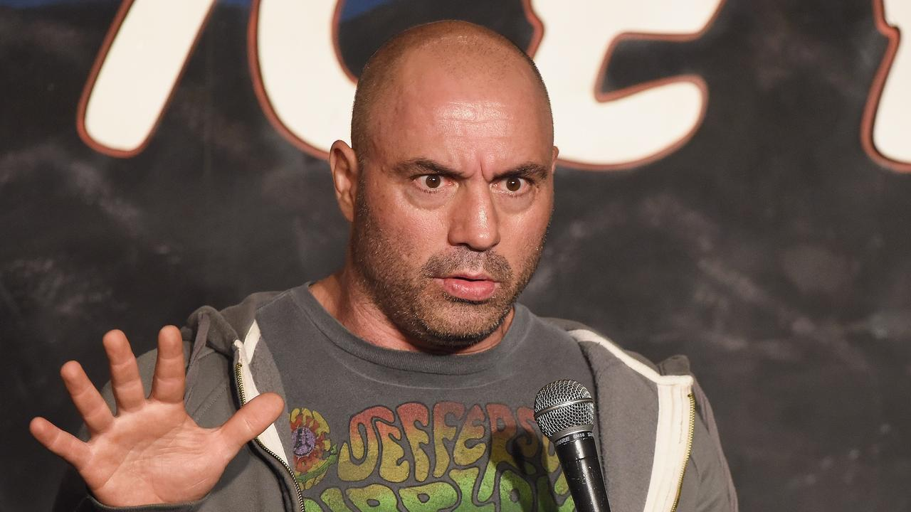 Comedian, commentator and television host Joe Rogan.