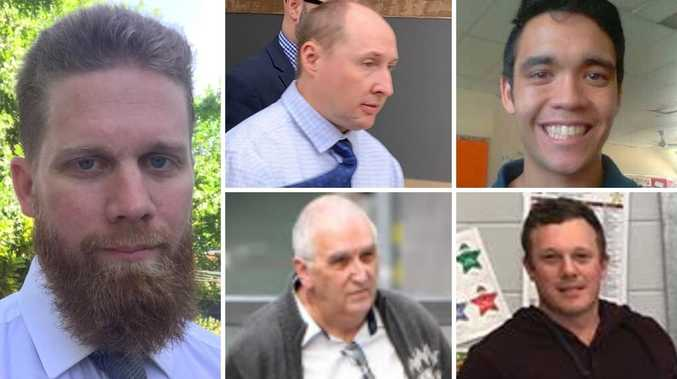 Disgraced Queensland teachers and their shocking crimes