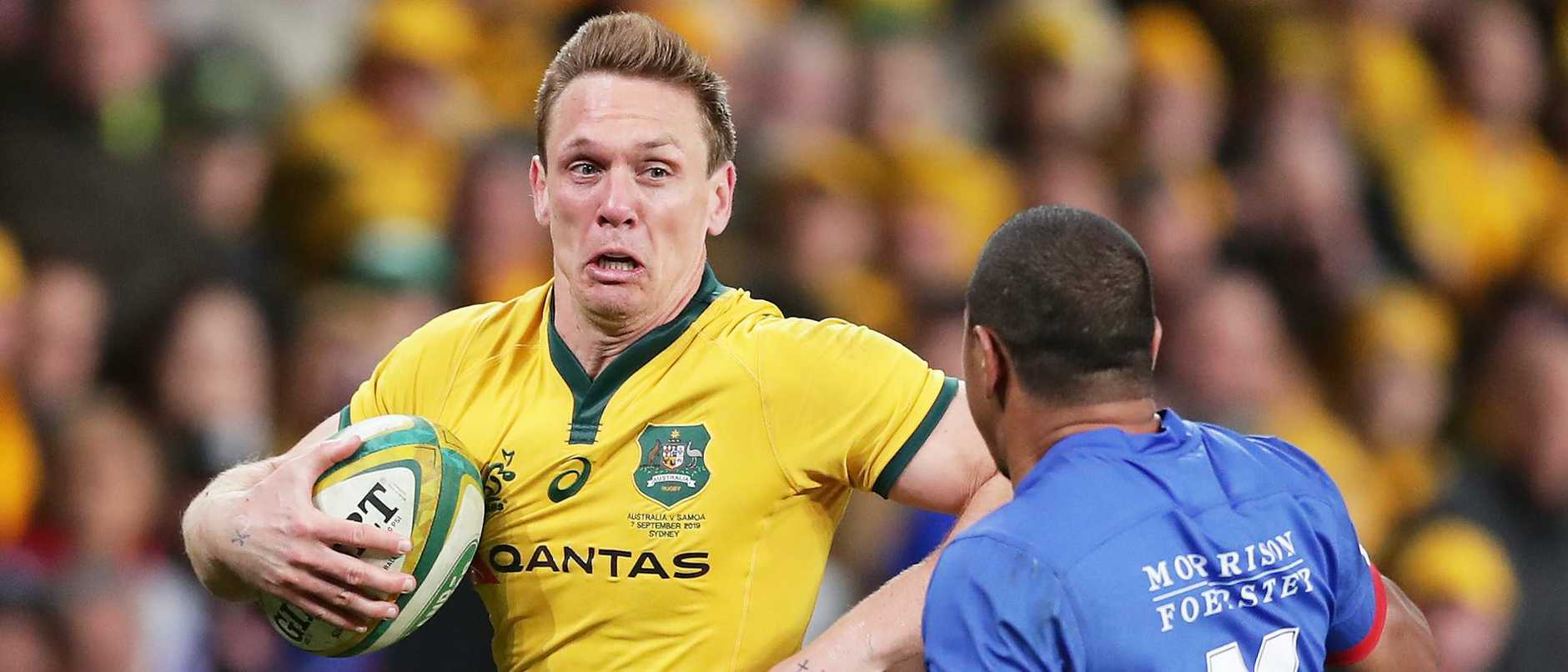 Bledisloe Cup: Wallabies team includes Dane Haylett-Petty