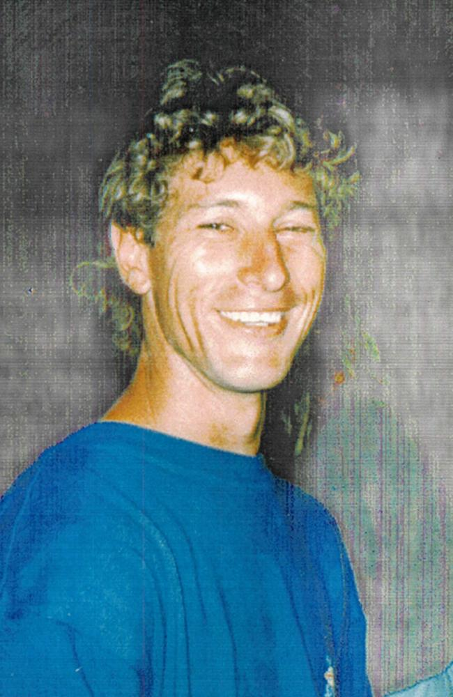 Greg Armstrong was last seen in 1997.