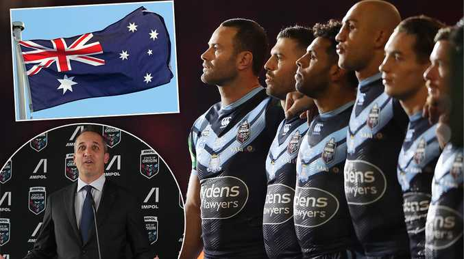 ScoMo intervenes in NRL's National Anthem call