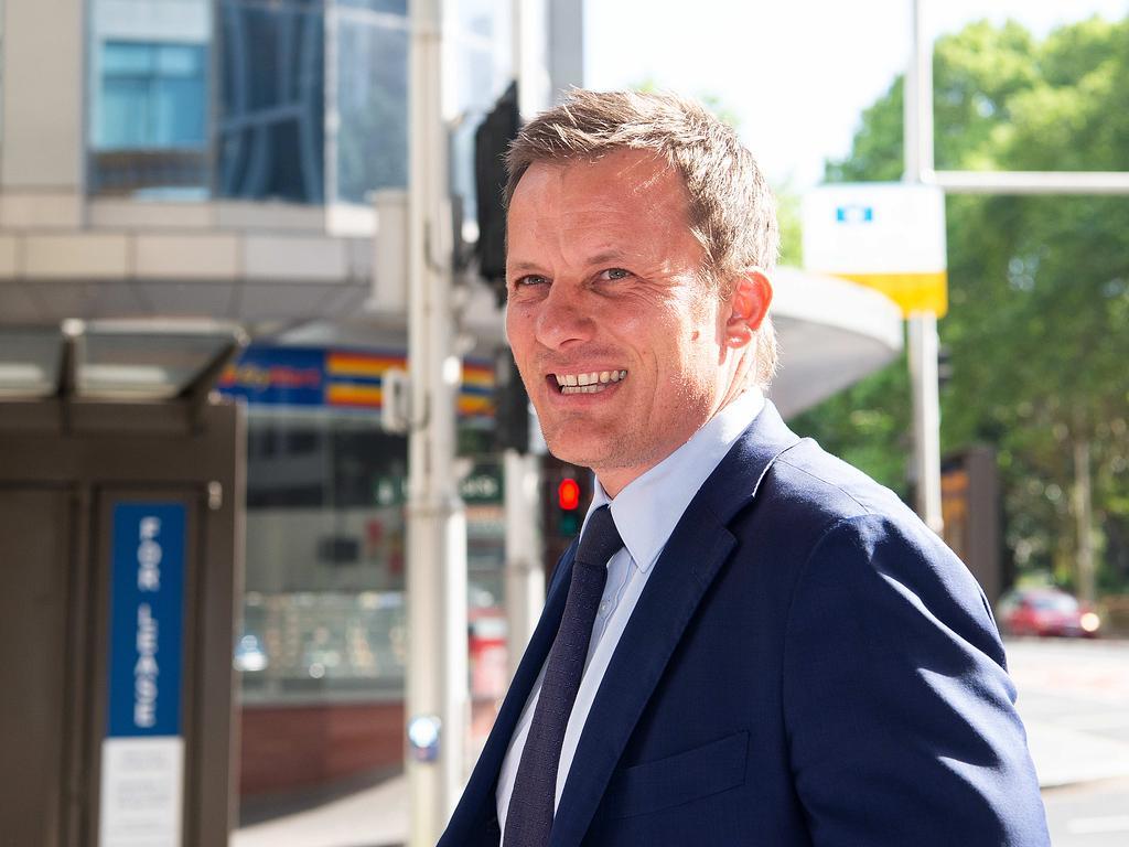 Former Adelaide Crow Matthew Shir. Picture: NCA NewsWire/Bianca De Marchi
