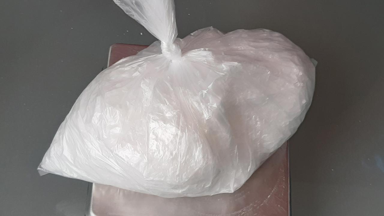 The drug ice has caused devastation in the region. Photo: Drug and Firearms Squad.