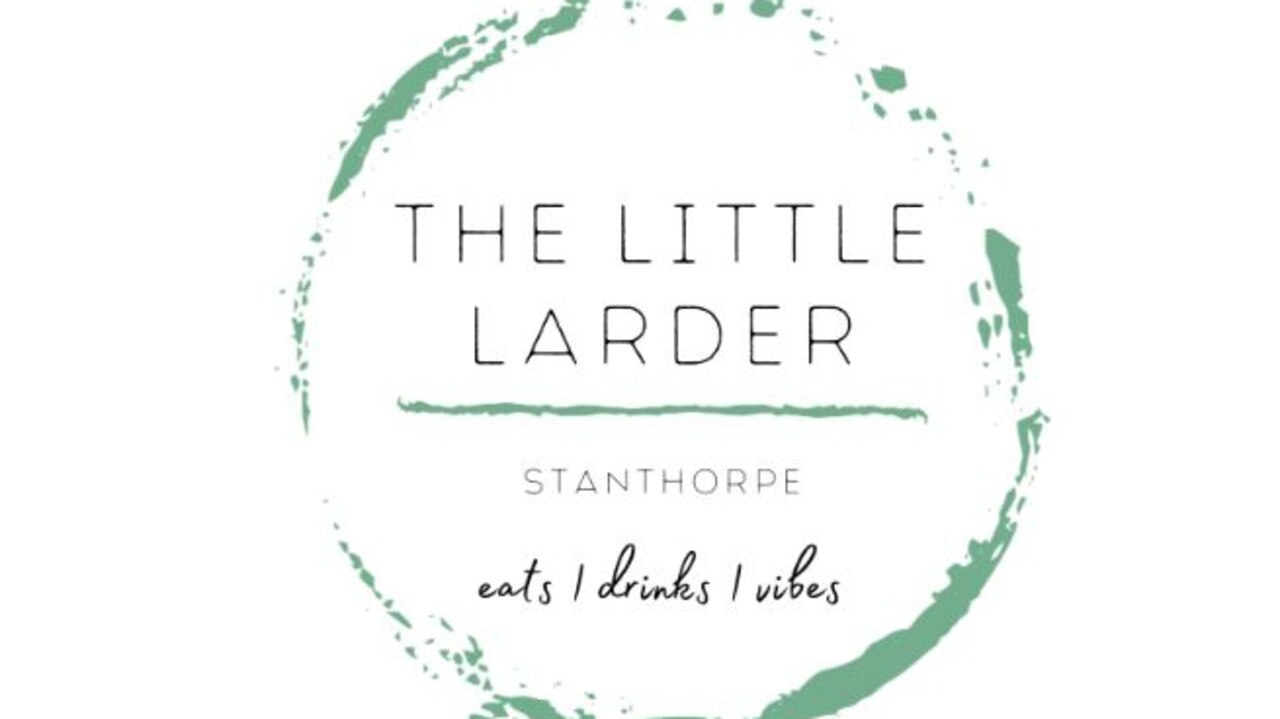 The Little Larder, Stanthorpe's newest cafe, has taken inspiration from New York City.