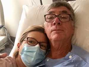 Cancer patient in border fight dies