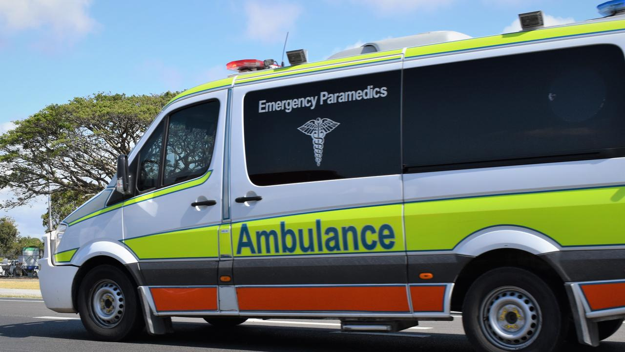 Paramedics are attending a workplace accident at a Rockhampton meatworks.