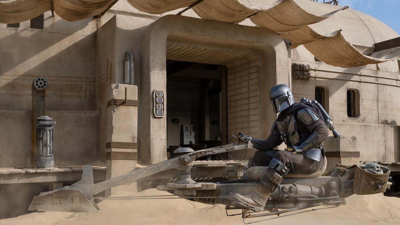 The Mandalorian returns with its second season