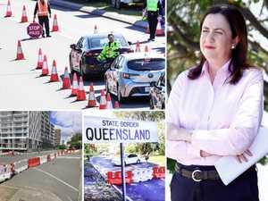 Premier announces NSW-QLD border decision