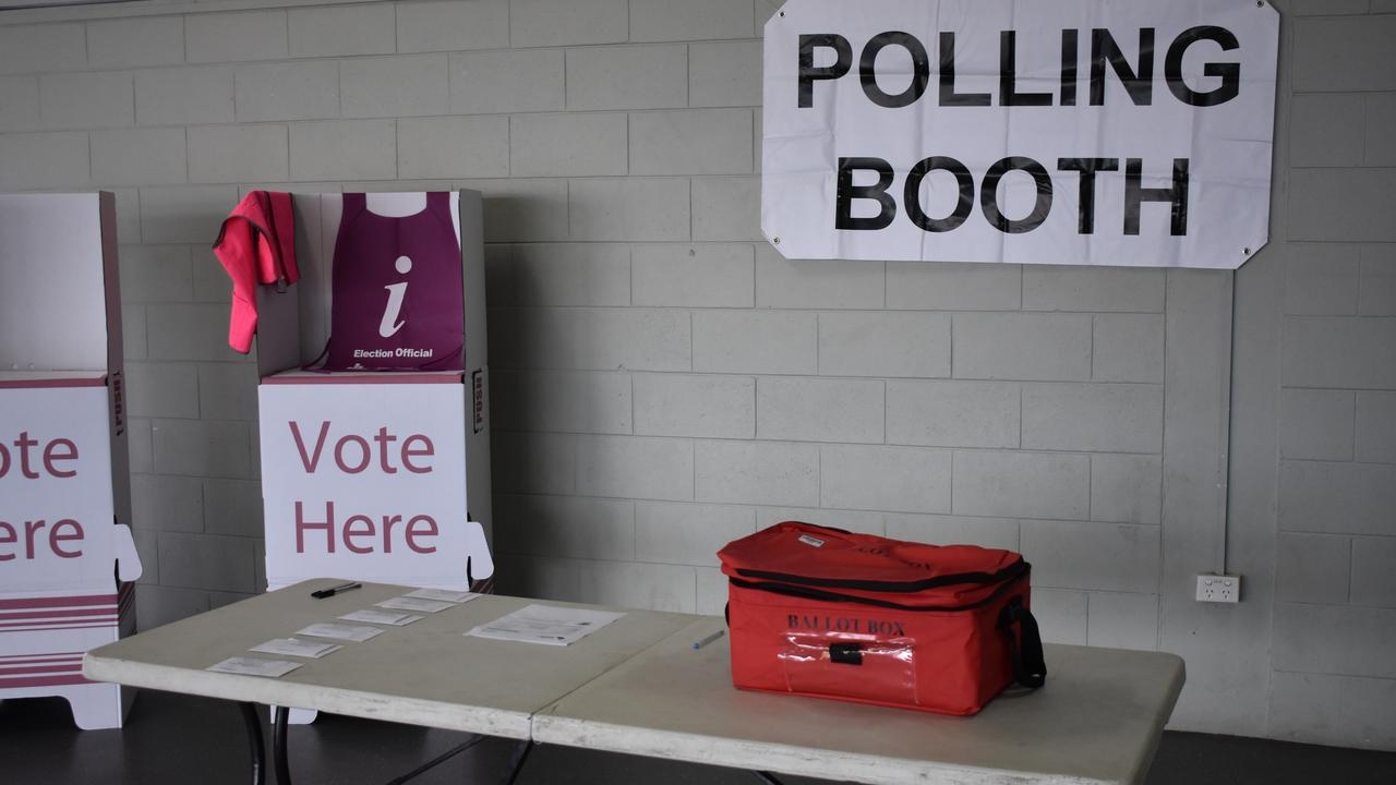Residents in the Whitsunday and Burdekin electorates will hit the polling booths today. Photo: File