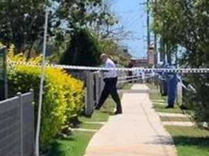 Man flees house where woman found dead