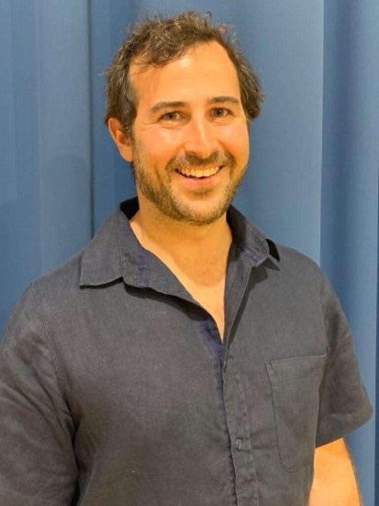 Nicholas Fairbairn IMOP