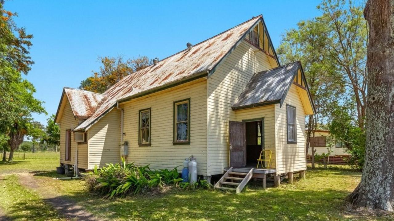 1855 Sextonville Road, Dyraaba.