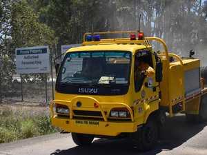 Two blazes break out in the Gladstone region