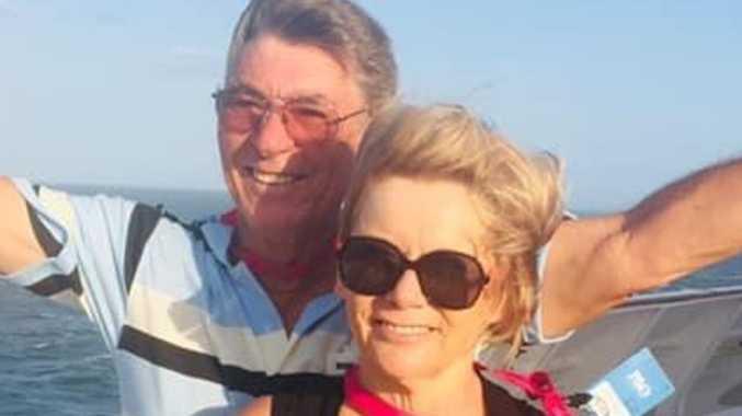 Cancer patient in border fight dies