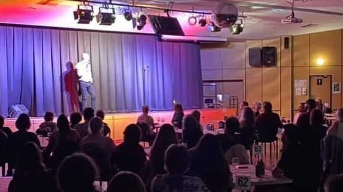 'BLOWN AWAY': Celebrity's surprise appearance at Ballina gig