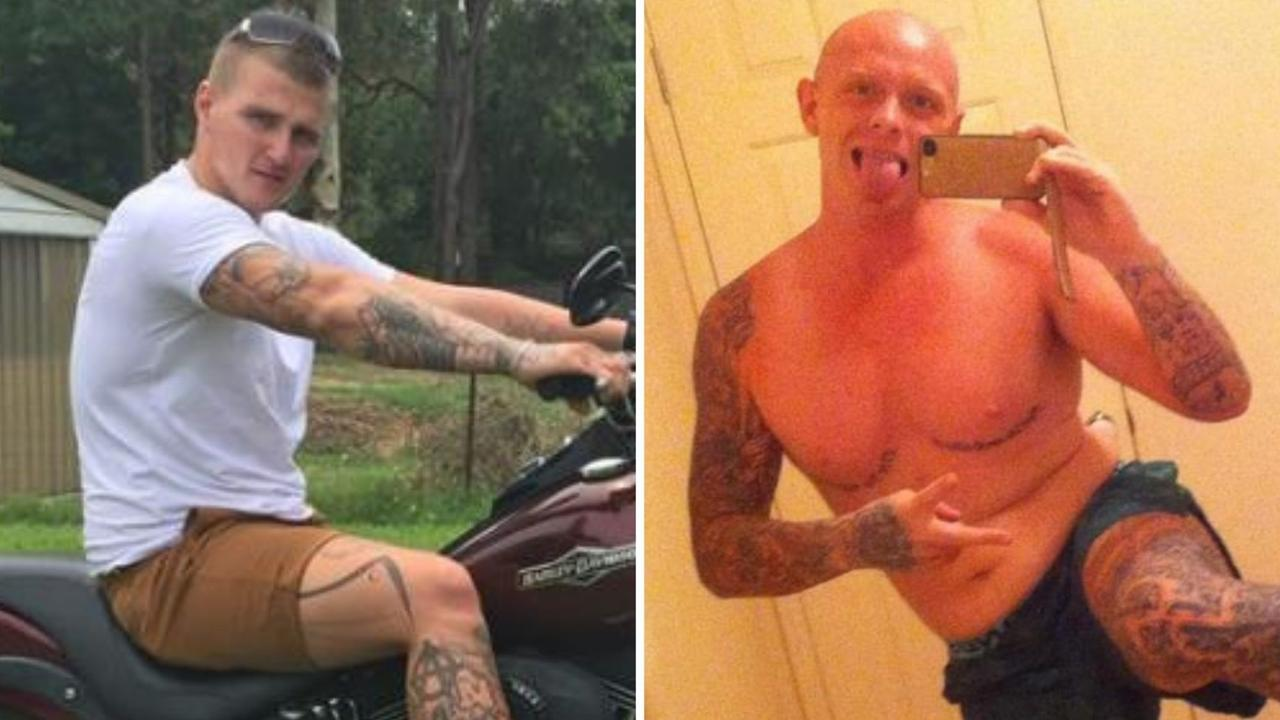The two men allegedly involved in the shooting of a woman and a suburb-wide lockdown were back before the courts today.