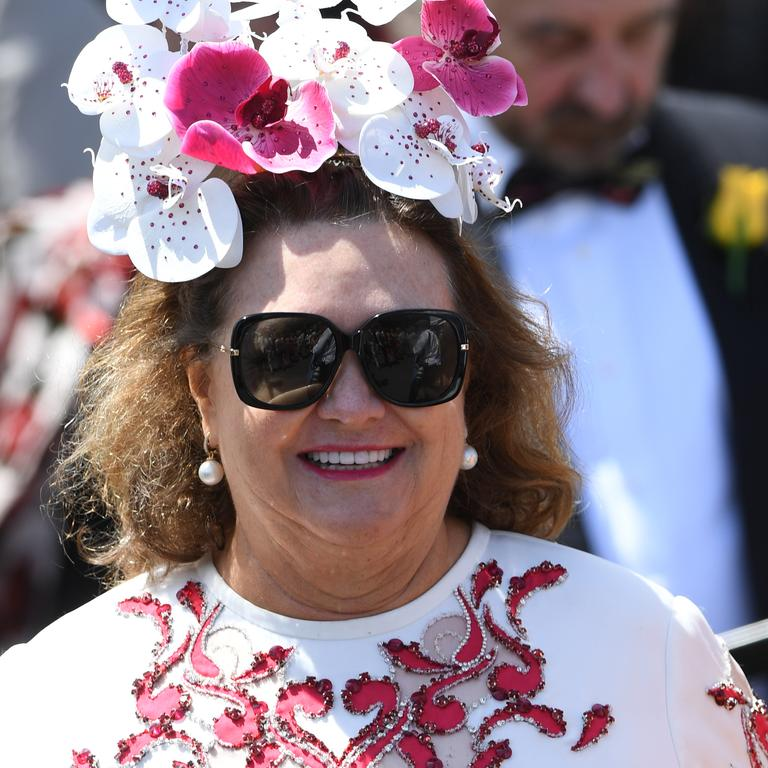 Gina Rinehart tops Australia's Rich List for 2020, after doubling her wealth in the past year.