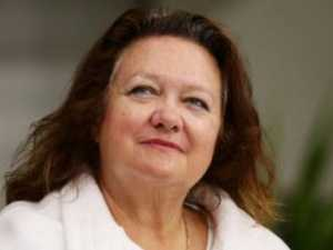 Rinehart's staggering increase in wealth