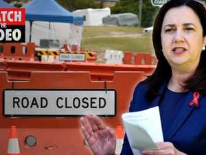 Queensland border to remain closed to Greater Sydney & Victoria