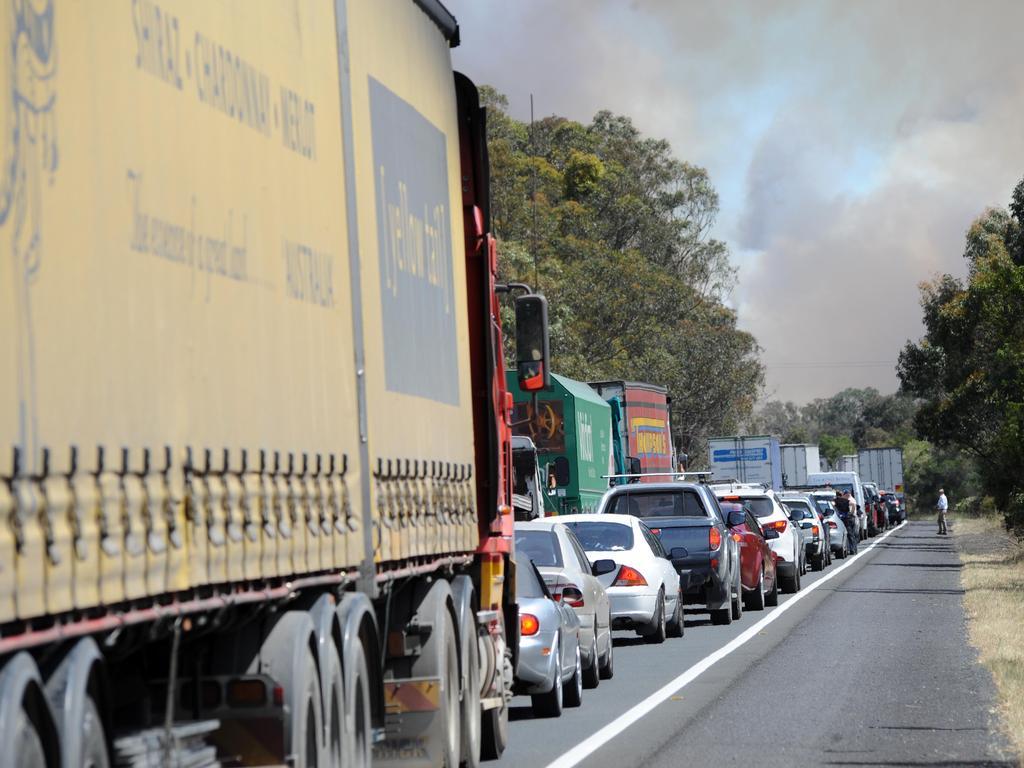 Evacuation procedures need to be streamlined.