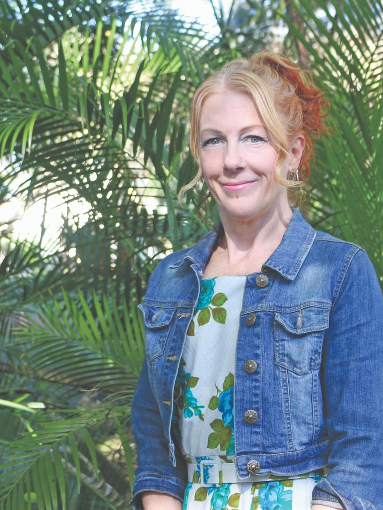 Gympie Greens candidate 2020 state election Lauren Granger-Brown