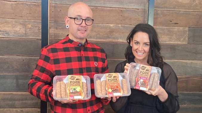 MKR super couple's nation-wide snag brand expanded