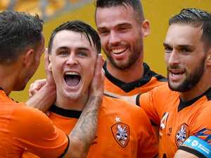 Roar visit shaping as a 'festival of football' for Mackay