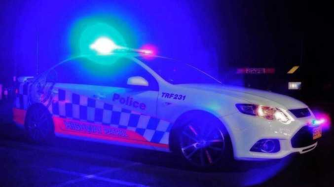 Police arrest Bowen man accused of firing gun at man's tyre