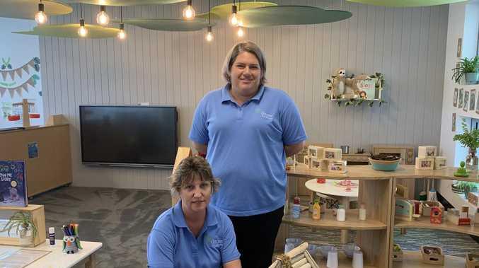 Sustainable focus: Childcare to help Bundy kids grow