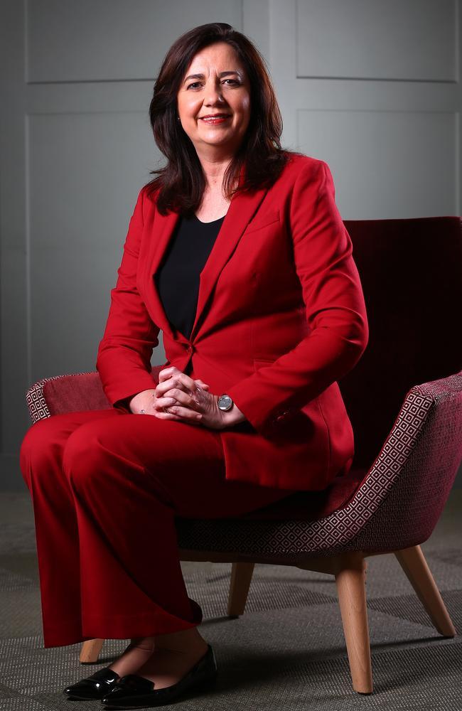 Premier Annastacia Palaszczuk. Picture: Adam Head