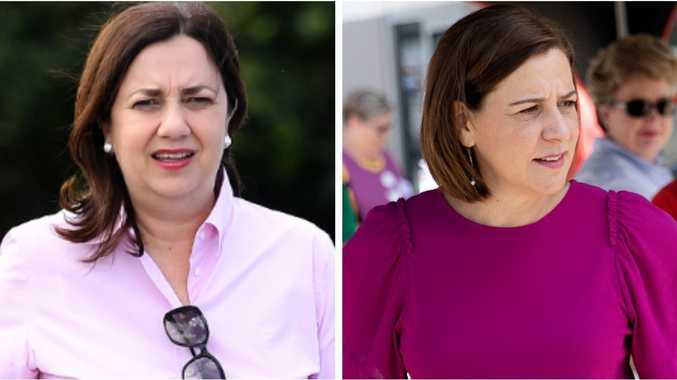 WATCH LIVE: Palaszczuk v Frecklington in final debate