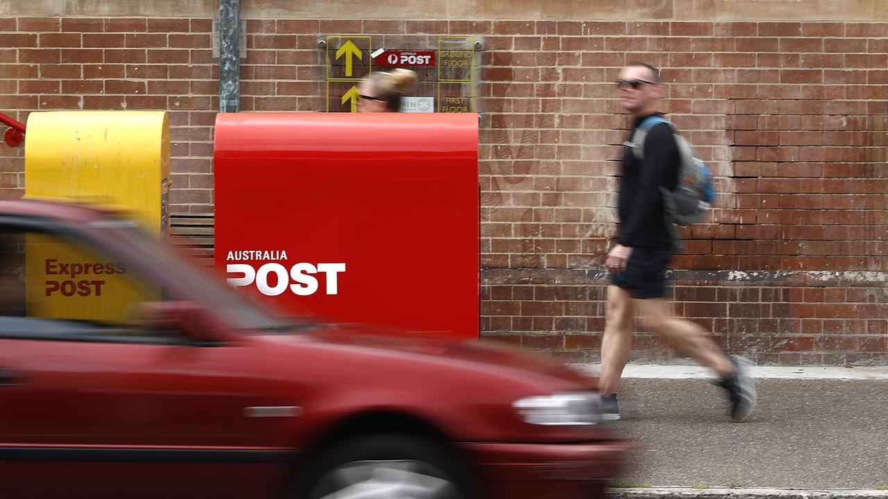 The embattled chief executive of Australia Post could be in line for a $1 million payday after she was forced to stand down.
