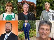Lockyer Election 2020 candidates.