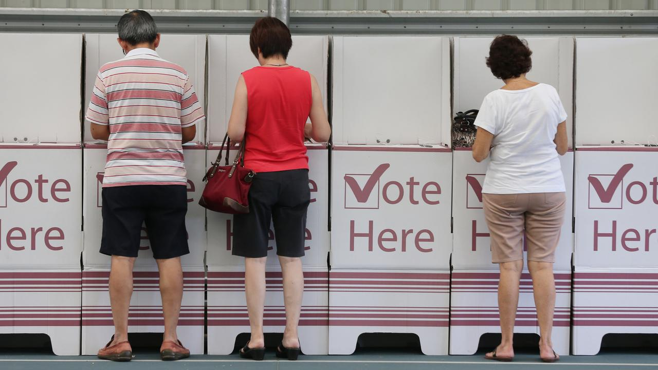 Here's where you can cast your vote in Bundaberg and Burnett today. picture: Brendan Radke